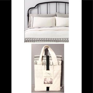 Hearth And Hand Twin Duvet Cover Set
